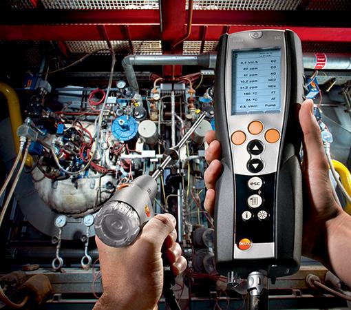 Analyzator-spalin-testo-340-emise